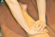 脚のトリートメント