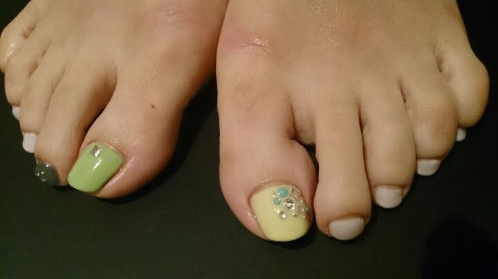 MIXカラー#FOOT